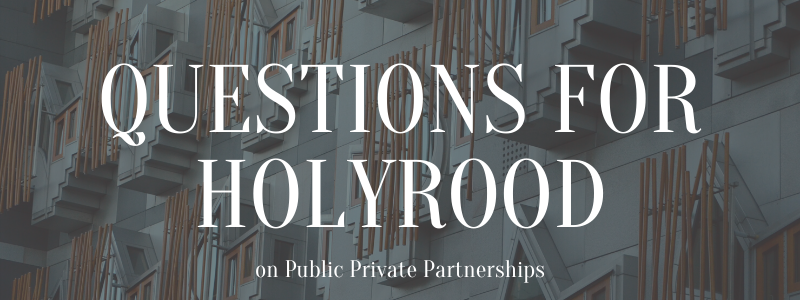 questions for holyrood