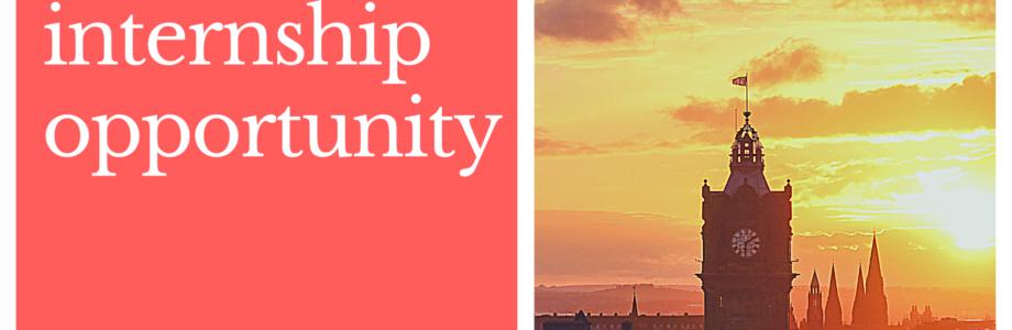 Internship Opportunity, Autumn 2021